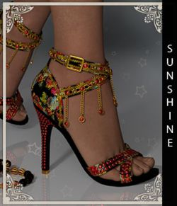 Sunshine for Kathy Shoes