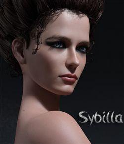 Sybilla for Genesis 8 Female