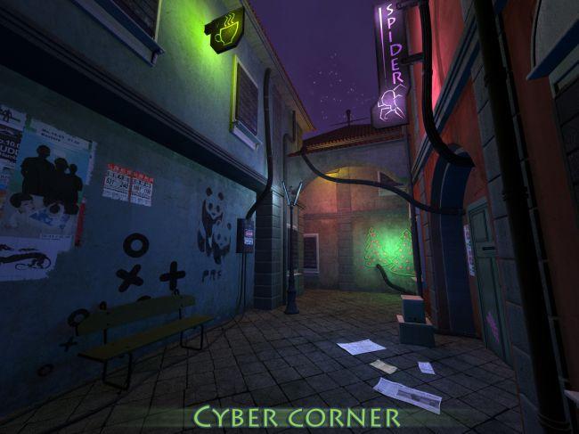 Cyber corner