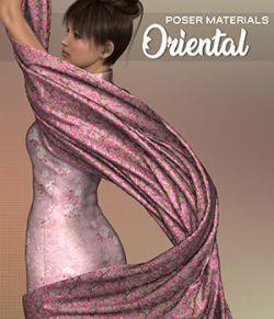 Poser - Oriental