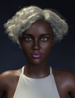 Sprite's Spirit Hair for Genesis 8 Female(s)