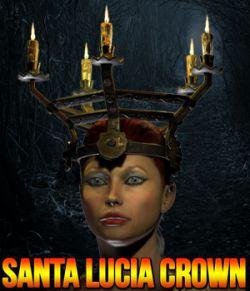 Santa Lucia Crown
