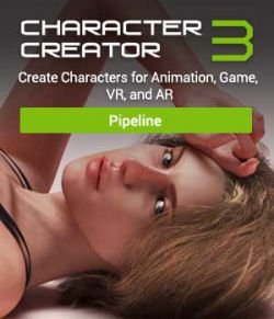Character Creator 3- Standalone