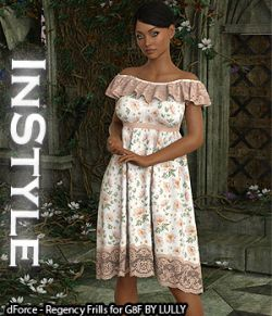 InStyle- dForce- Regency Frills for G8F