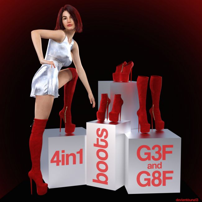 4in1 Boots