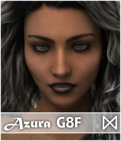 Azura for Genesis 8 Female