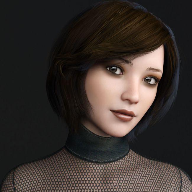 Zyph HD for Genesis 8 Female