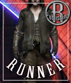 Outlanders: The Runner - For DS & Genesis8 Male