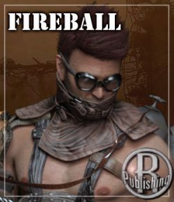 Outlanders: Fireball - for DS and Genesis 8 Male