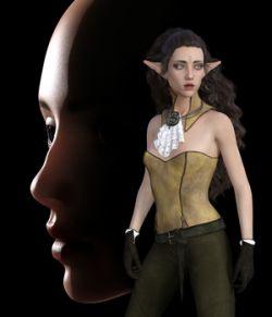AQ Caitlyn for Genesis 8 Female
