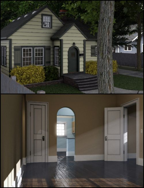 C3D Neighborhood XPack 2