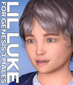 Lil Luke for Genesis 3 Males