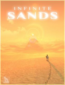 Infinite Sands- Desert Environment