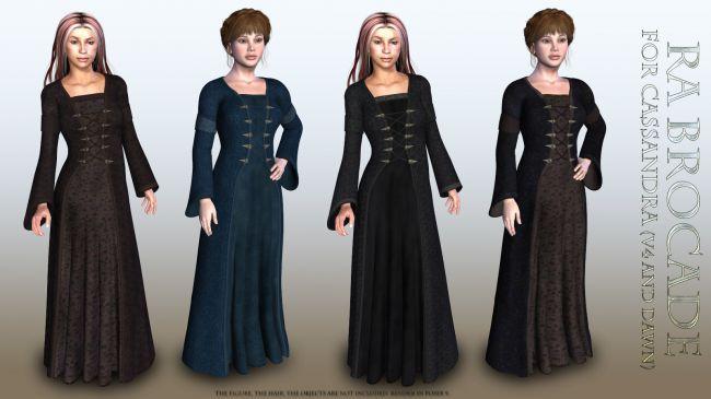 RA Brocade for Cassandra V4 and Dawn