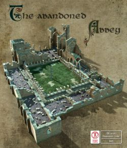 ABANDONED ABBEY