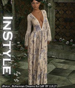 InStyle - dforce - Bohemian Dreams for G8F