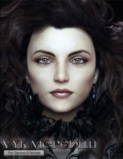 VYK Meredith for Genesis 8 Female
