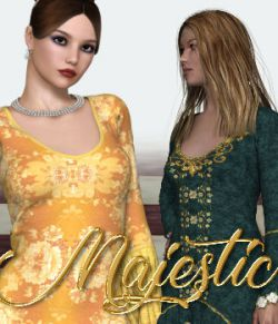 DA-Majestic for Nia Dress