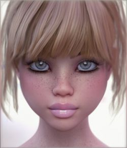 TDT-Patty for Genesis 3 Female