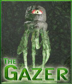 Gazer - Alien Creature