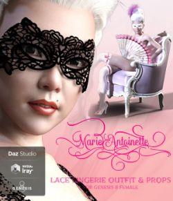 Marie Antoinette for DS