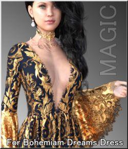 Magic- for Bohemian-Dress