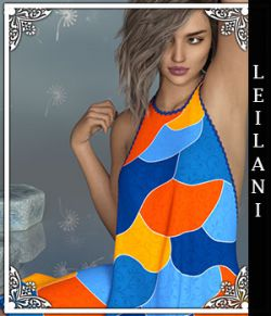 Leilani for T-Bar Dress