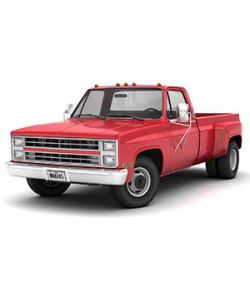 GENERIC DUALLY PICKUP TRUCK 1 - Extended License