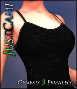 JustCami for Genesis 3 Females