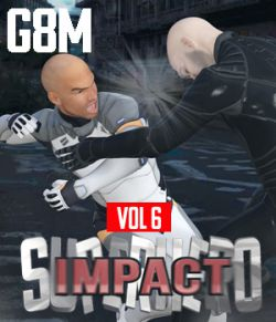 SuperHero Impact for G8M Volume 6