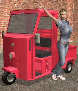 Utility Truck II