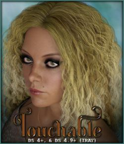 Touchable Classic Long Curly