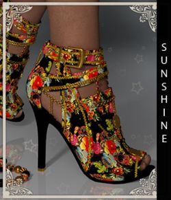 Sunshine for Alice Heels
