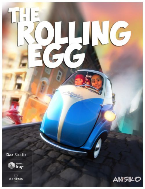 The Rolling Egg