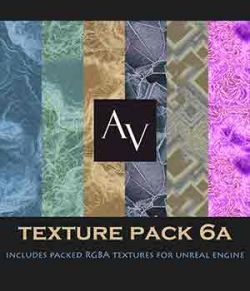 Texture Pack 6a Extended License