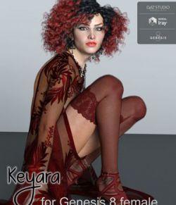 Keyara for Genesis 8 Female