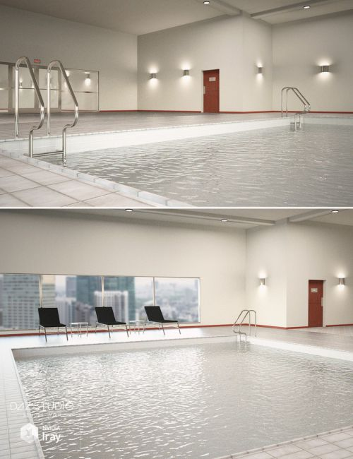 Hotel Indoor Pool