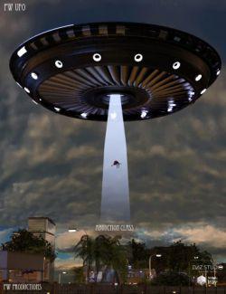 PW UFO Abduction Class