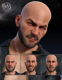 My Rules - Expressions for Genesis 8 Male and Christian 8