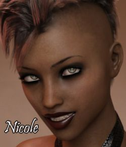 uc_art Nicole G8F Character