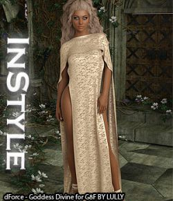 InStyle - dForce - Goddess Divine for G8F