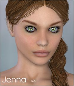 Jenna - V4 Girl