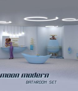 Moon Modern Bathroom