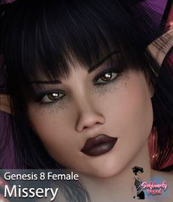 SublimelyVexed Missery Genesis 8 Female