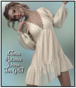 dForce- Patience Dress for G8F