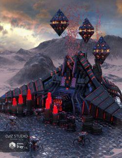 Dominator Pyramid