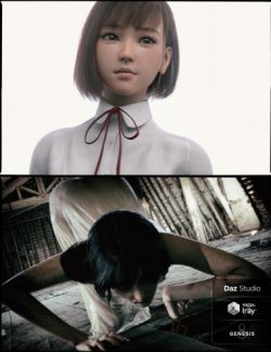 Nam Terror Set for Genesis 8 Female