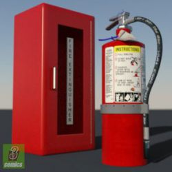 3WC Fire Safety - Extinguisher