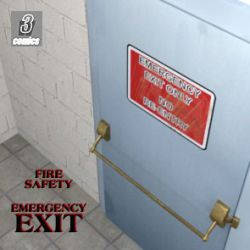 3WC Fire Safety- Emergency Exit