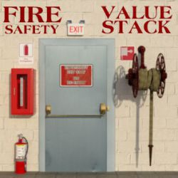 3WC Fire Safety Value Stack